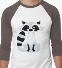 Skunk Men's Baseball ¾ T-Shirt