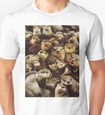 Otters Unisex T-Shirt