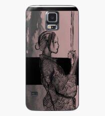 Onna Bugeisha Case/Skin for Samsung Galaxy