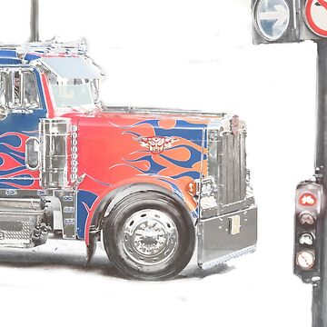 Mega Truck Two by AntSmith