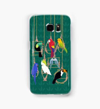 Tropical Getaway Samsung Galaxy Case/Skin