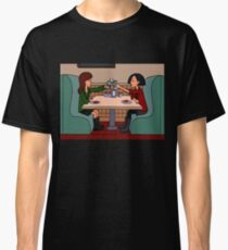 daria and jane pizza time Classic T-Shirt