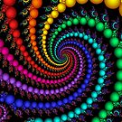 Rainbow Whirlpool by KreativeMinds