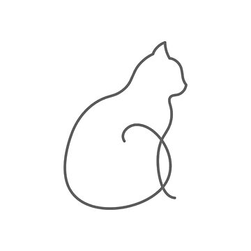 cat line three by DrTigrou