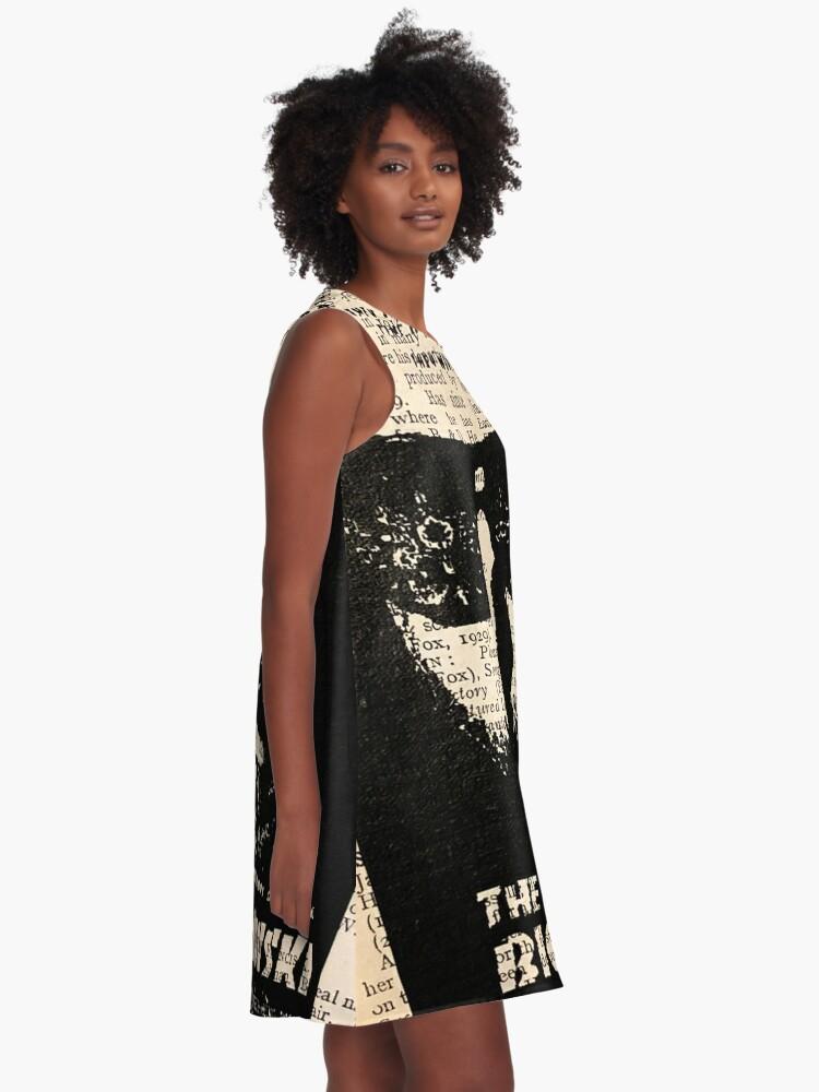 Alternate view of The Big Lebowski A-Line Dress