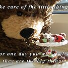 The Little Things by Dean Harkness