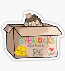 Sherlock's Mind Palace Sticker