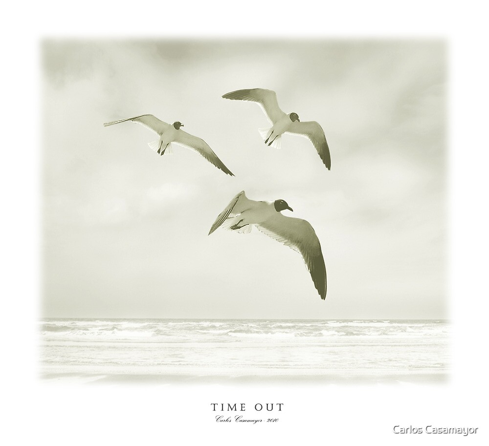 Time Out 6 by Carlos Casamayor