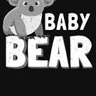 Koala-Baby-Bär-zusammenpassende Familie niedliches lustiges Kleid + Geschenke von everydayjane