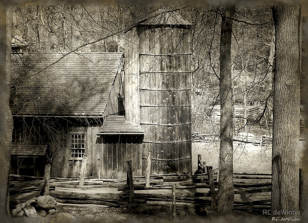 Roughing It by RC deWinter