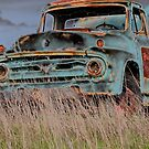 This Old Truck by WalkingFish