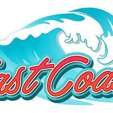 East Coast Wave Surfing by divotomezove