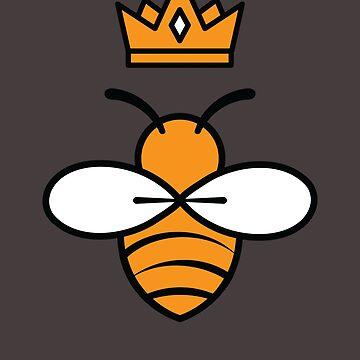 Queen Bee Women Shirt by SL-Creative