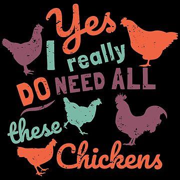 Chicken Breeder Shirt by SL-Creative