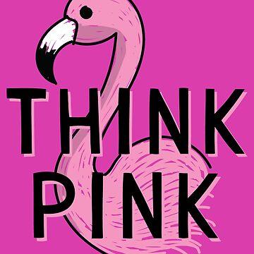 Funny Flamingo Women Shirt by SL-Creative