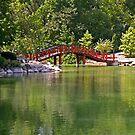 Pond Bridge by ECH52