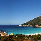 Little Beach panorama by georgieboy98