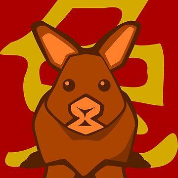 Rabbit - Chinese Zodiac by pda1986