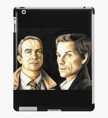 Law and Order UK iPad Case/Skin
