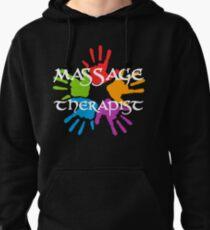 Massage Therapist Pullover Hoodie