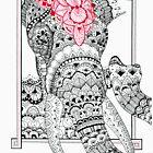«Elefante ornamental» de BananaCrew