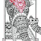 Ornamental elephant by BananaCrew