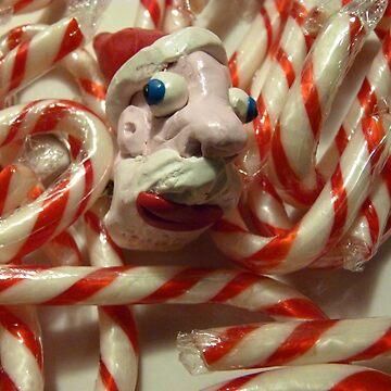 «Père Noël de Fimo» par martinb1962