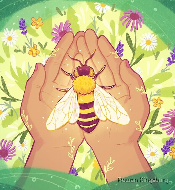 Honey Bee by electricgale