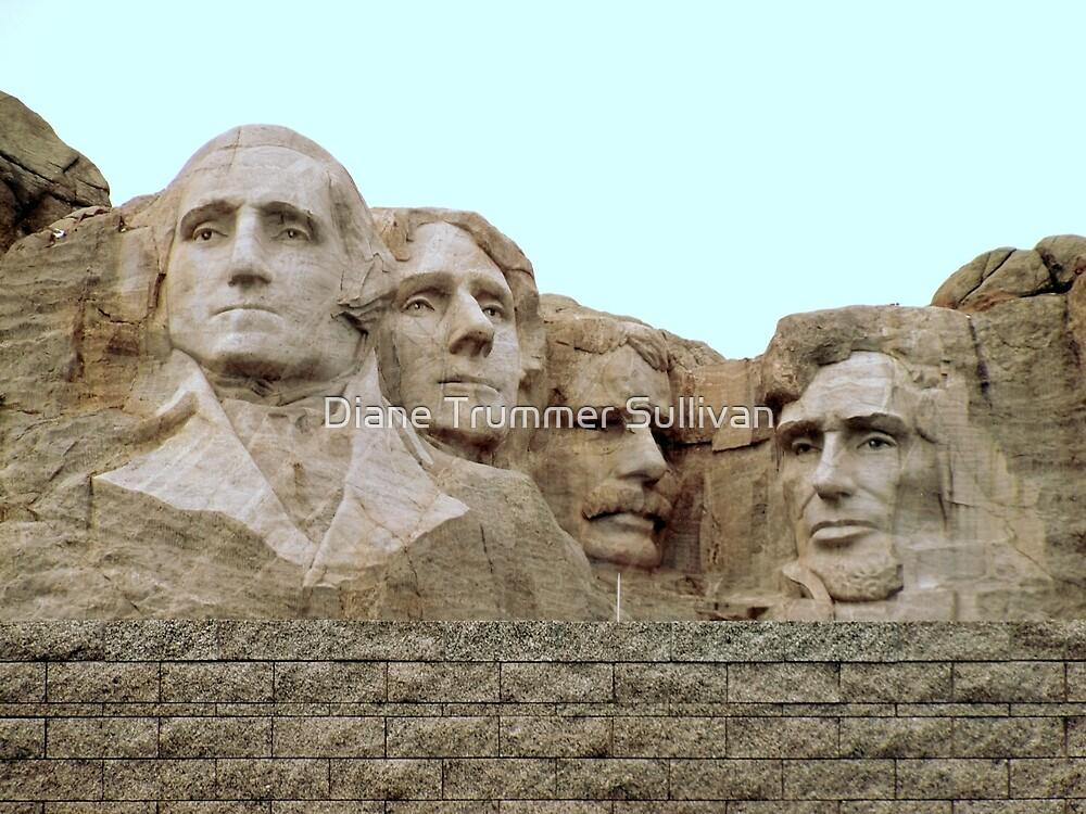 This is Mount Rushmore ~ South Dakota