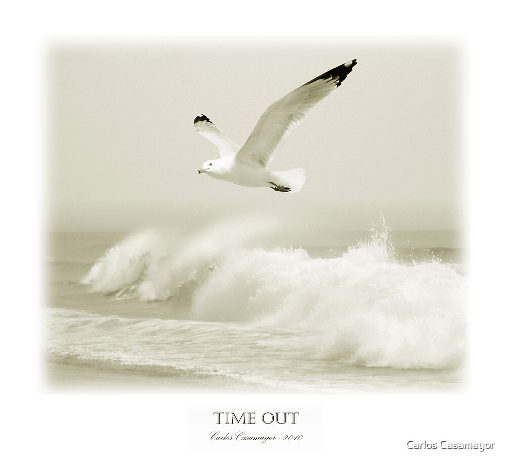Time Out 5 by Carlos Casamayor