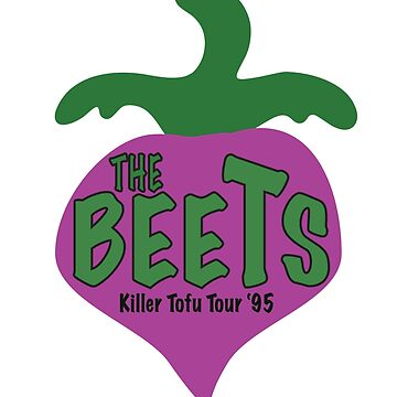 The Beets - Killer Tofu Tour '95 by EricaRivera