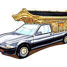 Honda Accord Hearse by angylroper