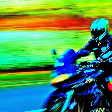Motorbike by NaturesEarth