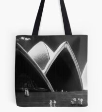 Opera House steps again Tote Bag