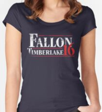 Fallon Women's Fitted Scoop T-Shirt
