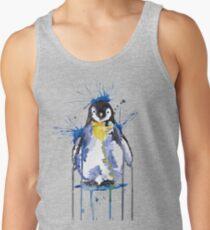 Camiseta de tirantes Pollito pingüino bebé