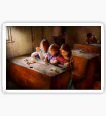 Teacher - Classroom - Education can be fun  Sticker