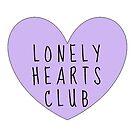 Einsamer Herzklub von micksteeze