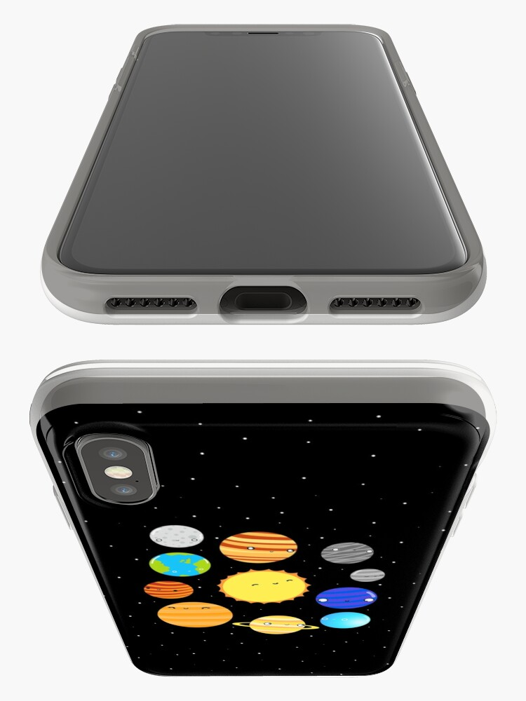 Alternate view of The Solar System iPhone Case & Cover