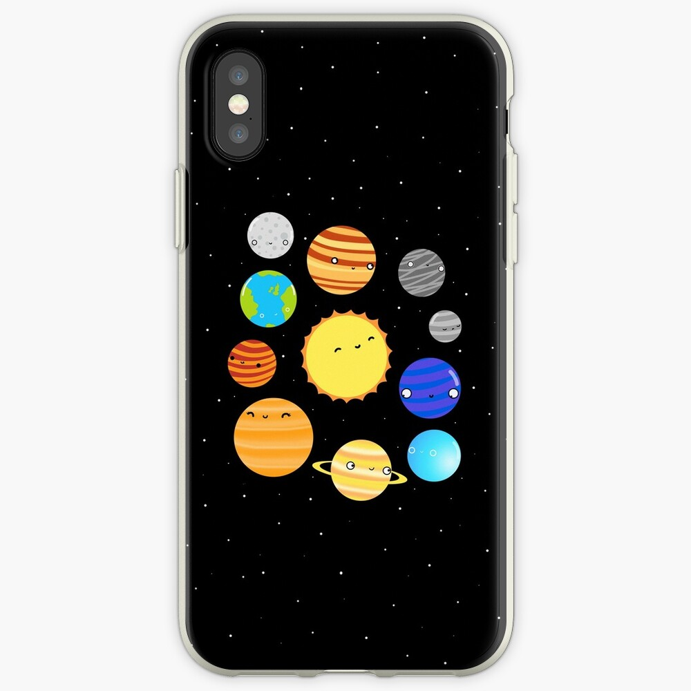 The Solar System iPhone Case & Cover