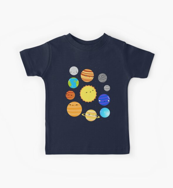 The Solar System by Sarah Crosby