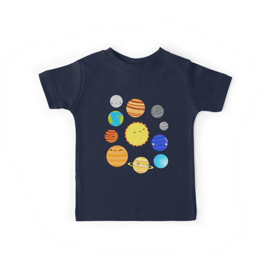 Das Sonnensystem von Sarah Crosby