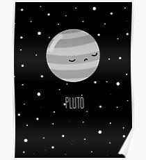 Pluto Poster