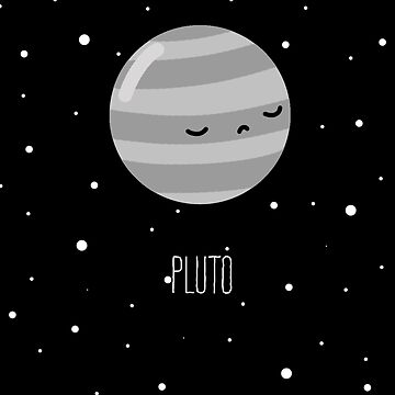 Pluto by DIKittyPants