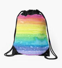I Believe in Magic Drawstring Bag