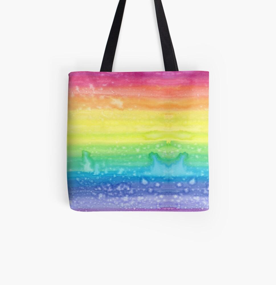I Believe in Magic All Over Print Tote Bag
