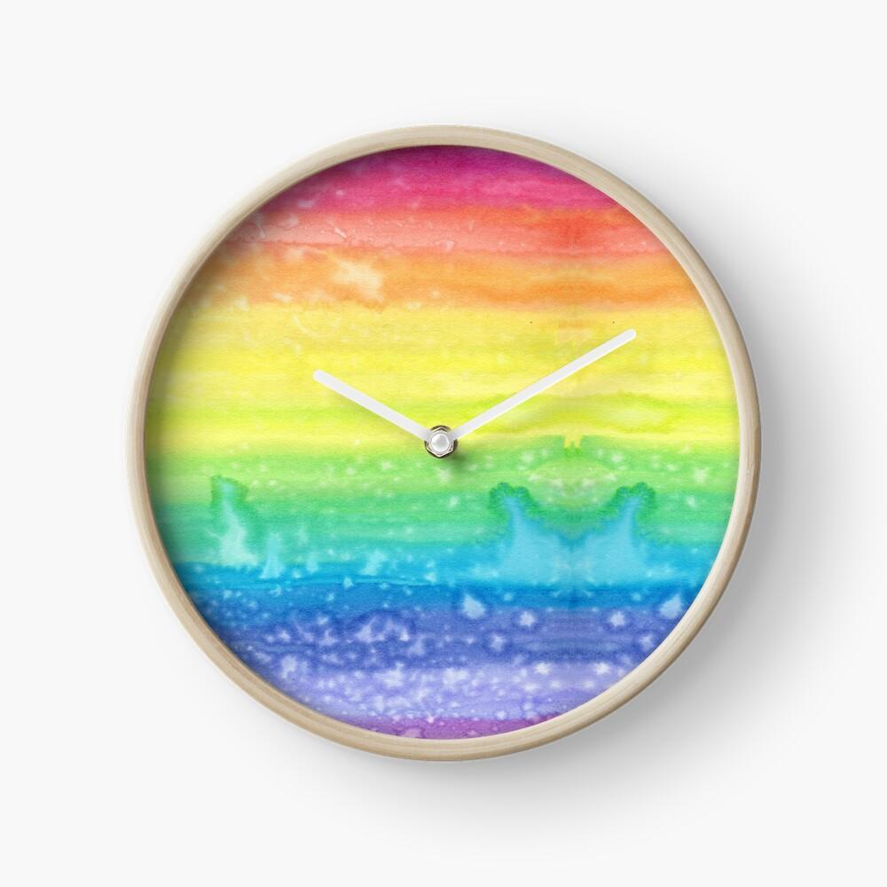 I Believe in Magic Clock