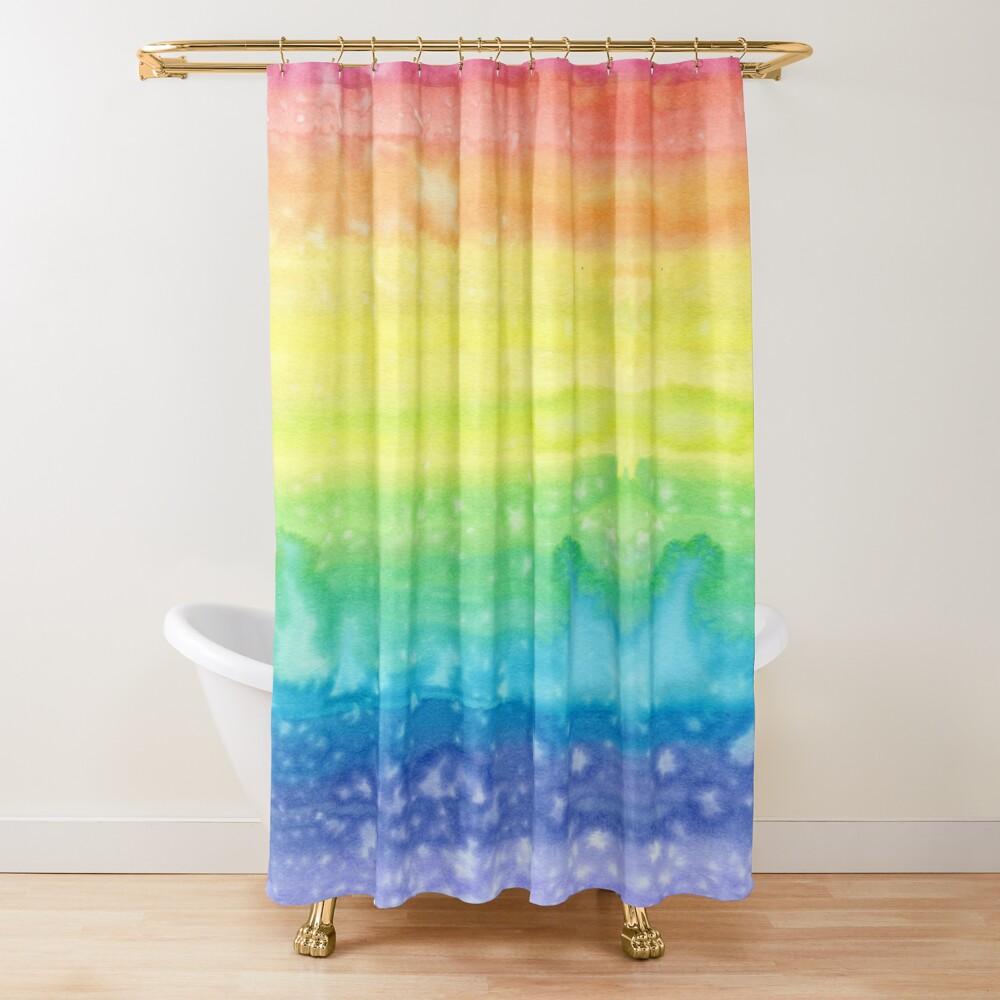 I Believe in Magic Shower Curtain