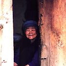 Old women in China  by hagitby