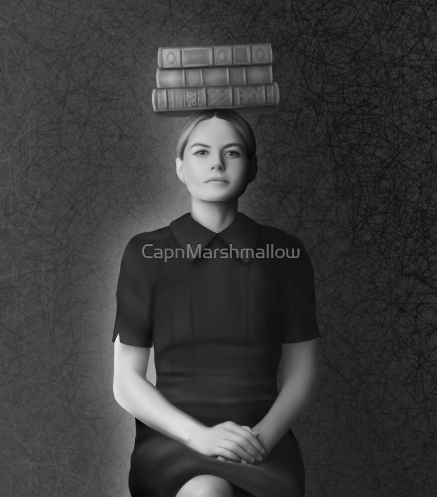 Jennifer Morrison Book Balance Dressember by CapnMarshmallow